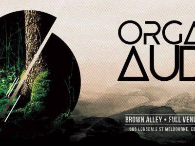 Organic Audio Annual Club Show : 7th July