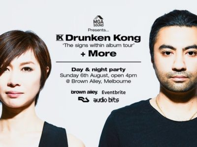 "Drunken Kong ""Album Launch"" at Brown Alley - 6th August"